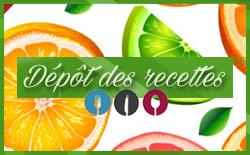 DEFI_JANVIER 2016_DEPOT - RECETTE