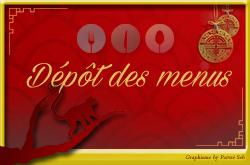 Logo Dépôt des menus