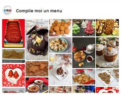 En attendant Noël – Tableau Pinterest et dépôt des menus images 1