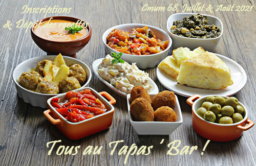 recettes Tapas
